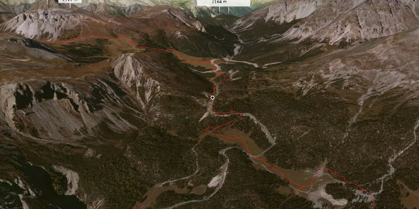 Mountainbike-tour in Graubünden: Rundtour Val Müstair