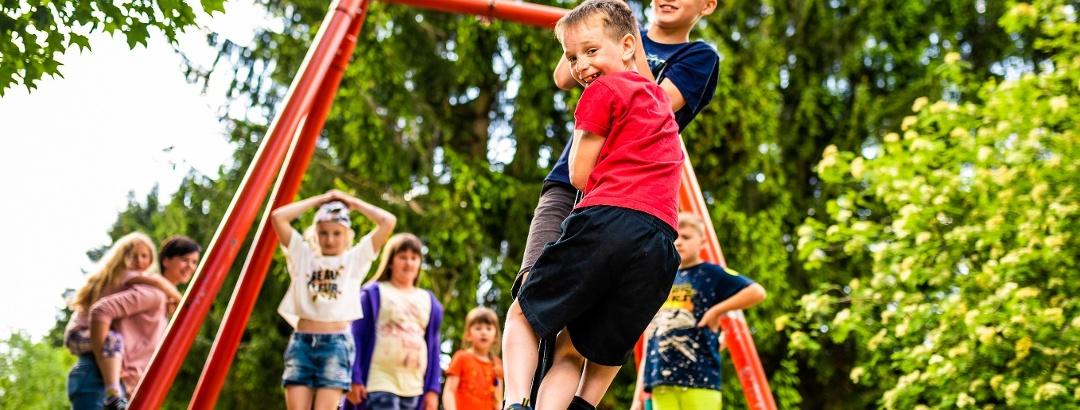Feriencamp im Waldpark Grünheide