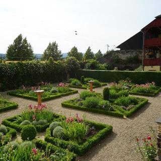Renaissancegarten Braubach
