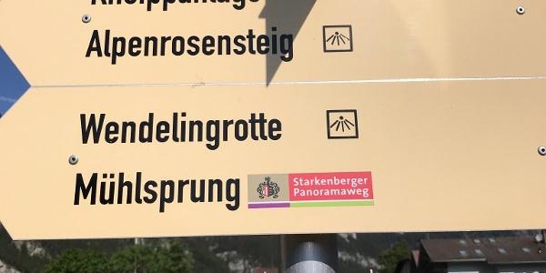 Starkenberger Panoramaweg