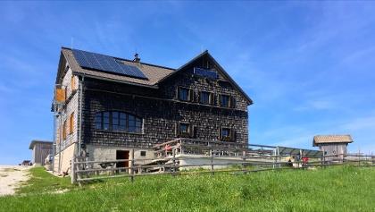 ÖTK-Schutzhaus auf der Reisalpe (1399 müA)