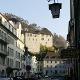 Stadtteil Neustadt mit Blick auf die Schattenburg / Quelle: