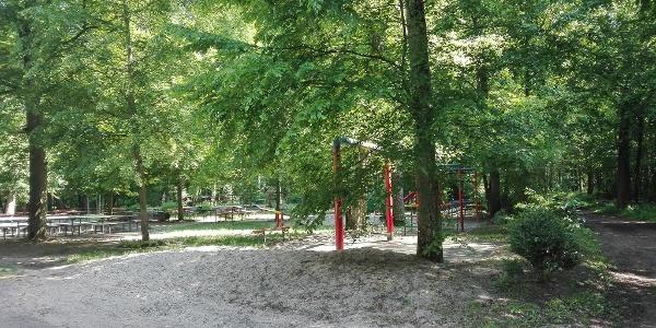 Spielplatz am Naturfreundehaus Kandel