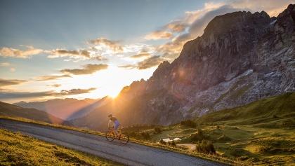 Rennrad Grosse Scheidegg