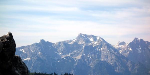 Blick im Felsentörl 1457m zum Gr.Priel