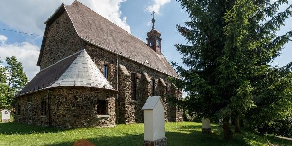 A Három falu temploma