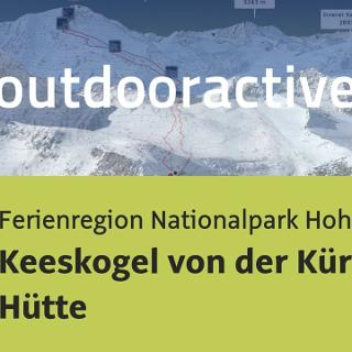 Skitour in der Ferienregion Nationalpark Hohe Tauern: Keeskogel von der Kürsinger Hütte