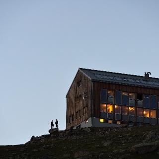 Impressionen rund um die Kesch-Hütte