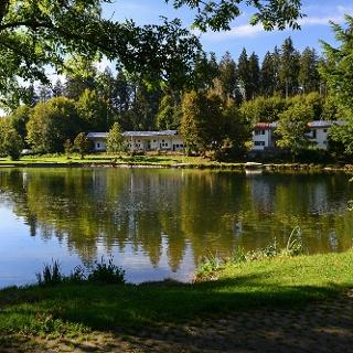 Felderholzweiher Waldbad Isny