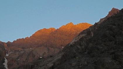 Morgenlicht am Jebel Toubkal