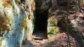 Foto Tunnelweg zum Königsplatz