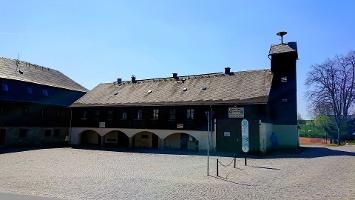 Foto Platz am Erbgericht in Hinterhermsdorf