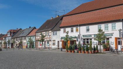 Wusterhausen/Dosse / Historische Altstadt