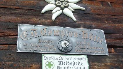 Comptonhütte