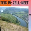 Moselsteig Etappe 15 | Zell-Neef | Wandern an der Mosel | Dirk Outdoor | # 100
