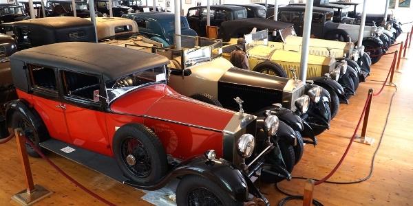 Rolls Royce Automobilmuseum -The Hall of Fame