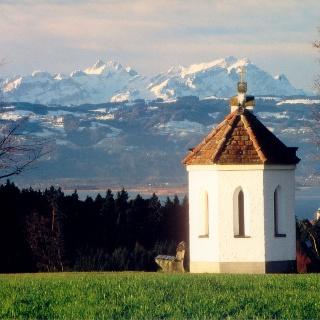 Kapelle auf der Weißensberger Halde