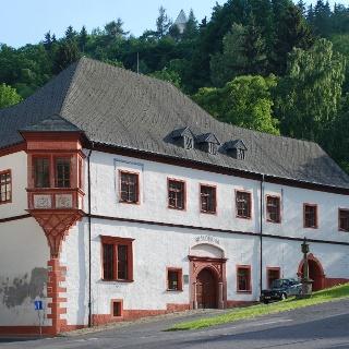 Bergbaulandschaft Jachymov - Königliche Münze in Jáchymov