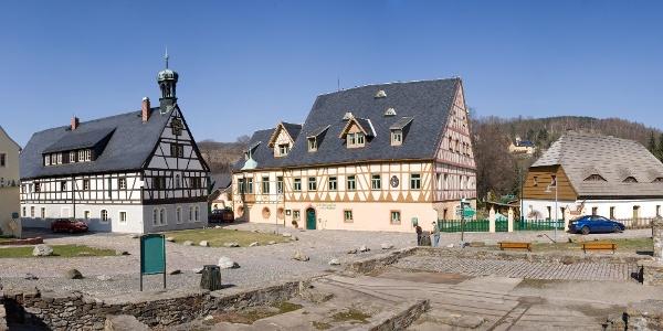 Saigerhüttenkomplex Grünthal