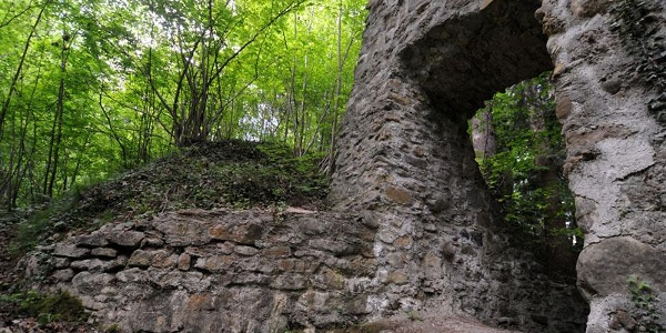 Lochau, Burg Althofen