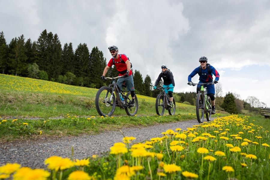 Gipfeltrail - 2-Etappentour - Etappe 1 Neustadt-Todtnau