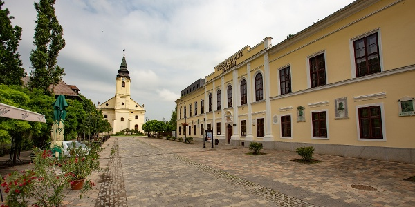 A szarvasi Tessedik Sámuel Múzeum