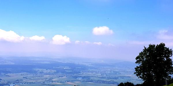 View from Weissenstein Hotel