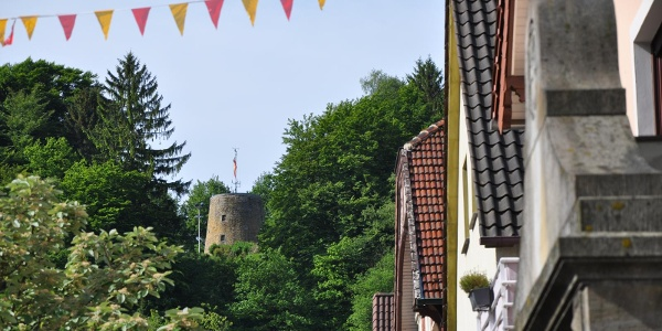 Oerlinghausen - Weg zur Kumsttonne