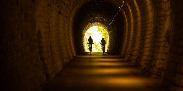 Tunnel on Parenzana