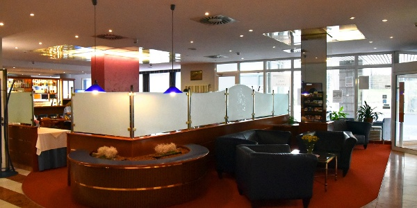 Lobby Hotel Falkenstein
