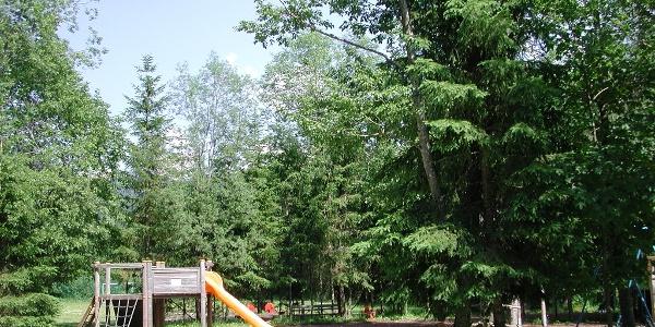 Spielplatz an der Bolgenach