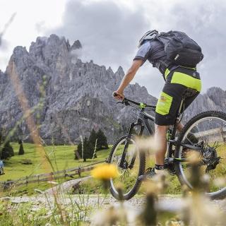 MTB Mont Sëura