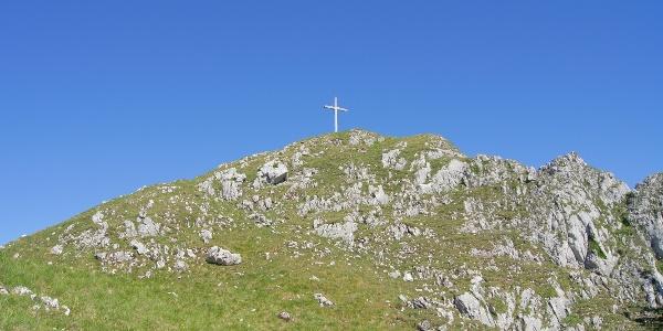 Der Vordere Kirchstein liegt gleich neben dem Weg