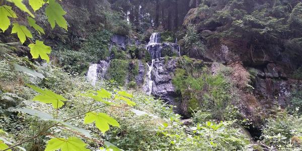 Egerwasserfall bei Grub