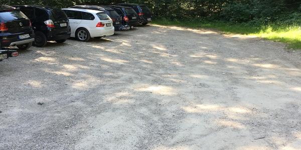 Parkplatz an der Bärenfalle