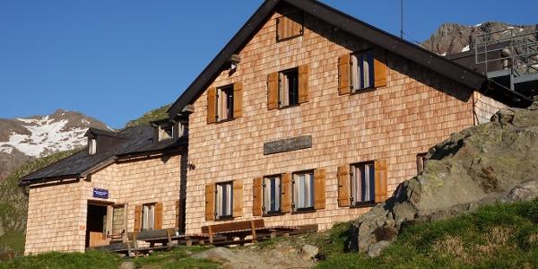 Magdeburger Hütte