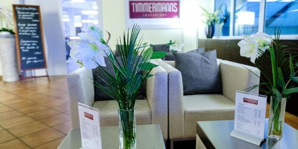 Eingang TIMMERMANNS Restaurant