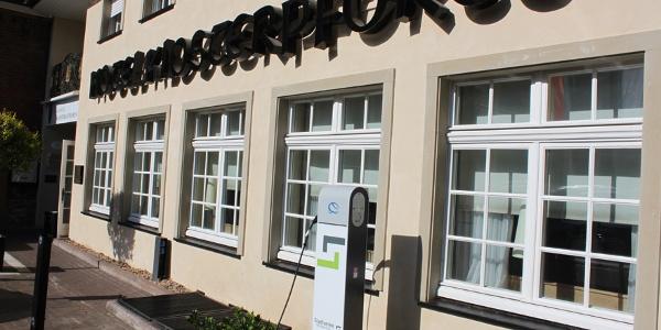 Kfz-Ladestation am Klosterhof