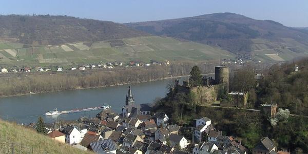 Blick auf Niederheimbach