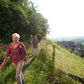 Wandern oberhalb von Schieder-Schwallenberg