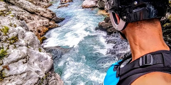 Rafting outdoor bosnia