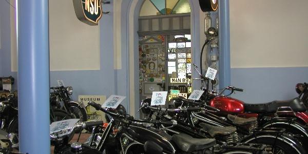 Motoradmuseum Otterbach