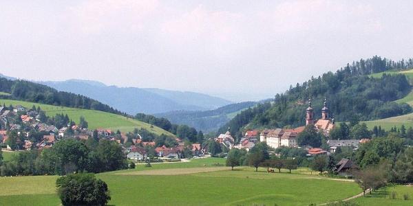 Klosterdorf St. Peter
