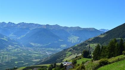 Tour panoramica Val Venosta, Tanas