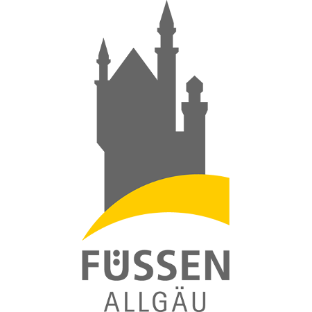 Logo Füssen Tourismus und Marketing