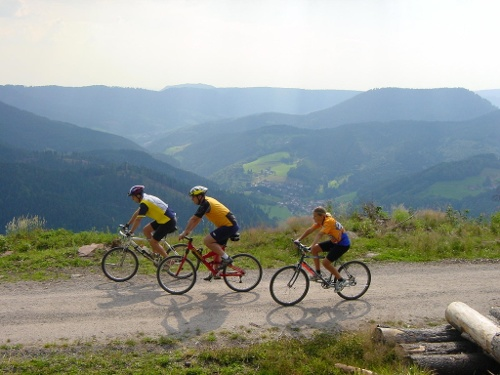 Mountainbike-Tour rund um Bad Peterstal-Griesbach