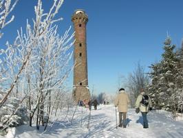 Winterspaziergang zum Hohloh