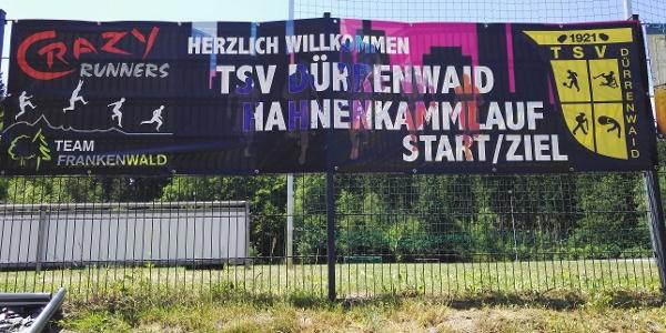 Crazy Runners und TSV Dürrenwaid