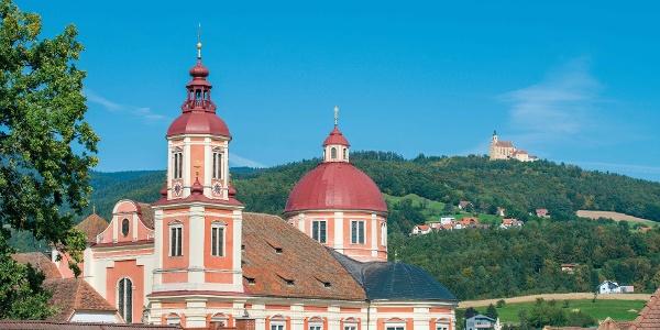 Schloss und Kirche Pöllau & Wallfahrtskirche Pöllauberg