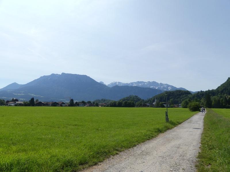Laurentius-Rundweg - eine kleine aber feine Runde zum Spazieren gehen in Oberaudorf